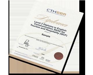 English Language Courses - Level 2 Diploma in English Communication Skills QCF