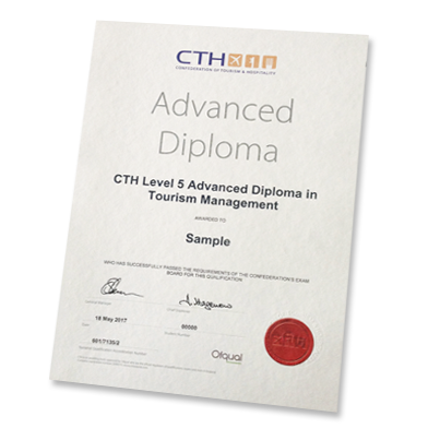 cth-level-5-diploma-in-tourism-sample-certificate