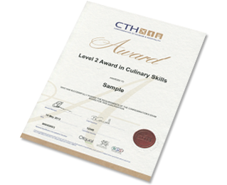 Level 2 Award in Culinary Skills