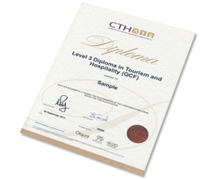 Level 3 Diploma in Tourism and Hospitality Management Programme