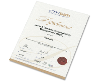 Level 5 Diploma in Hospitality Management