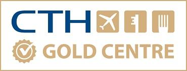 CTH Gold Centre logo