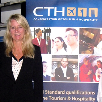 Sue Graham - Head of Operations and Compliance - CTH