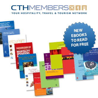 New Hospitality and Tourism eBooks on CTH Members