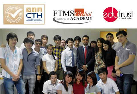 FTMS Singapore EduTrust CTH