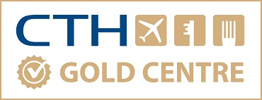 CTH Gold Centre logo