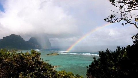 Lord Howe Island off the coast of NSW is one of the most beautiful places on Earth. Picture: Kane Bennett.