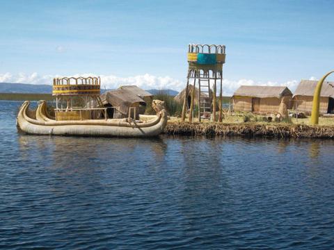Ecotourism in Lake Titicaca / Puno - Peru