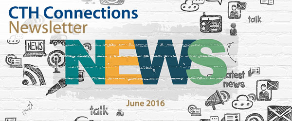 Since you all requested it, here it is – The June Newsletter. Changes! Changes! Changes! There happening at CTH as well as in the industry. Find out what's been going on.
