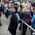 On graduation day (Vern)