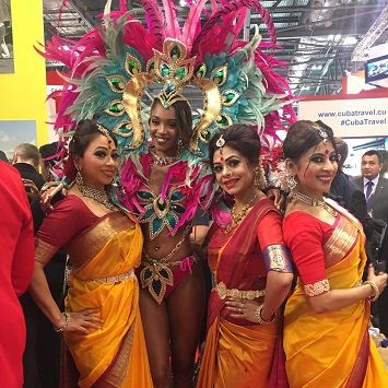 CTH at the World Travel Market