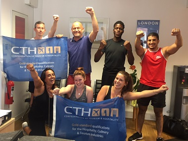 the-cth-team-dust-off-their-running-shoes-to-help-charity
